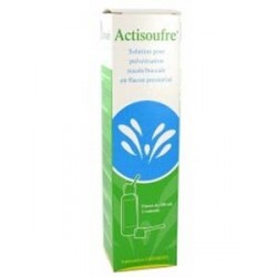 Actisoufre sol pulv f/100ml