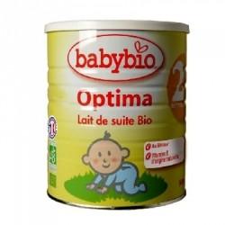 Babybio 2ème age optima lait bio 900g