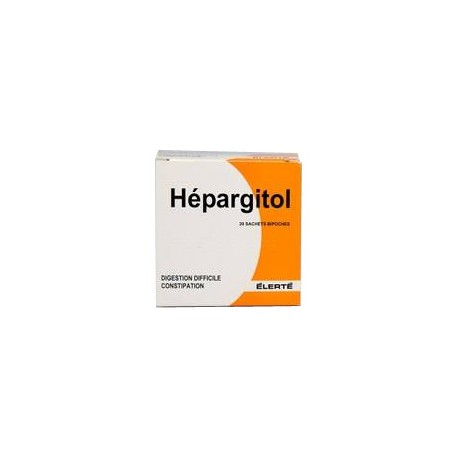 HEPARGITOL PDR OR B/20PAQ BIPOCHES