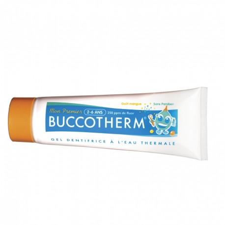 Buccotherm dentifrice 2-6 ans mangue 50ml