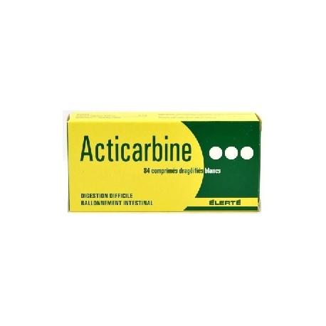 ACTICARBINE CPR ENR B/84