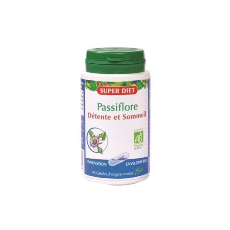 Super Diet Passiflore Bio 90 gélules