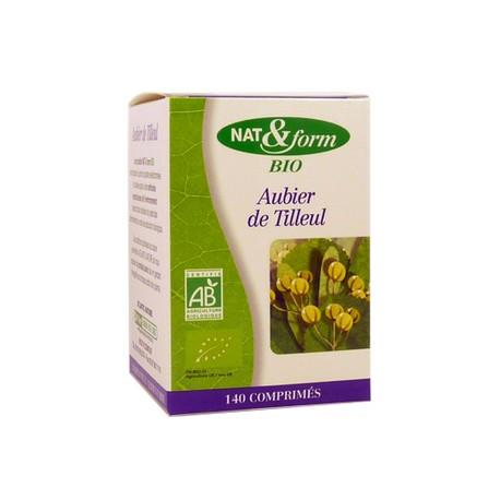 Nat & Form Aubier de tilleul 200 gélules