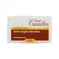 Rogé Cavailles Savon surgras Extra doux Visage et Corps 250g