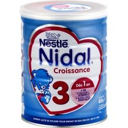 Nestlé Nidal lait croissance 800g