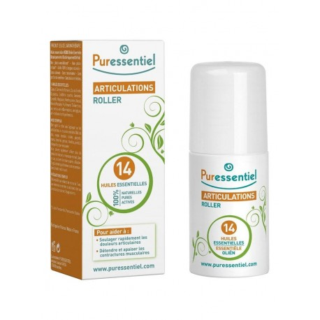 Puressentiel Articulations & Muscles Roller aux 14 Huiles Essentielles 75 ml
