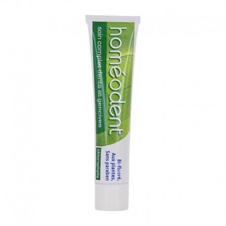Homéodent soin complet chlorophylle 75ml