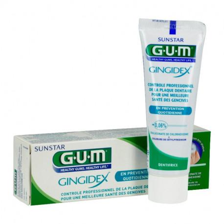 GUM Gingidex Dentifrice 75 ml