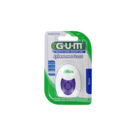 GUM fil Dentaire Expanding Floss 30m