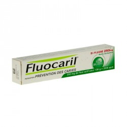 Fluocaril bi-fluore menthe gel dentifrice 250mg