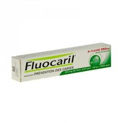 Fluocaril bi-fluore menthe gel dentifrice 250mg