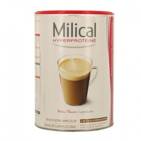 Milical Hyperprotéiné cappuccino