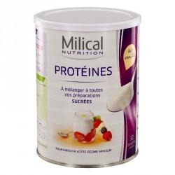 Milical pure protéines gôut vanillé 400g