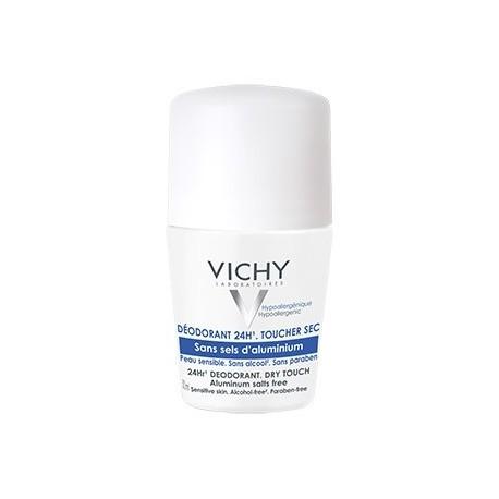 Vichy Déodorant 24H cPeau Sensible Roll-On 50 ml