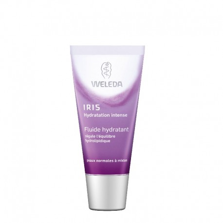 Weleda Fluide Hydratant à l'Iris 30 ml