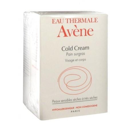 Avène Cold Cream Pain Surgras Lot 2x100g