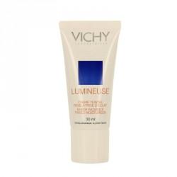 Vichy Lumineuse Crème Teintée Révélatrice D'éclat Peau Sèche 03 doré 30ml