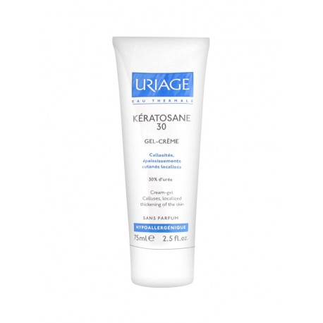 Uriage Kératosane 30 Gel-Crème 75ml