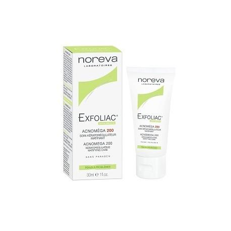 Noreva exfoliac acnomega 200 Soin kératorégulateur 30ml