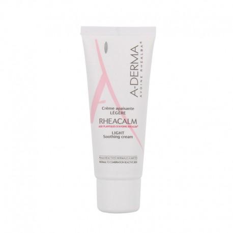 A-Derma Rheacalm Crème Apaisante Légère 40ML