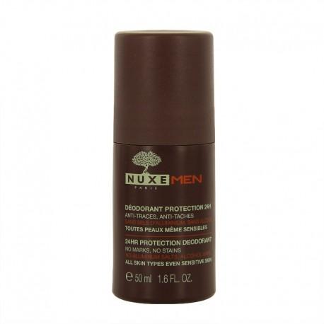 Nuxe Men Déodorant Protection 24H 50 ml