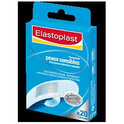 Elastoplast pansement peaux sensibles 20 pansements
