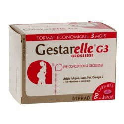 Gestarelle grossesse G3 90 capsules