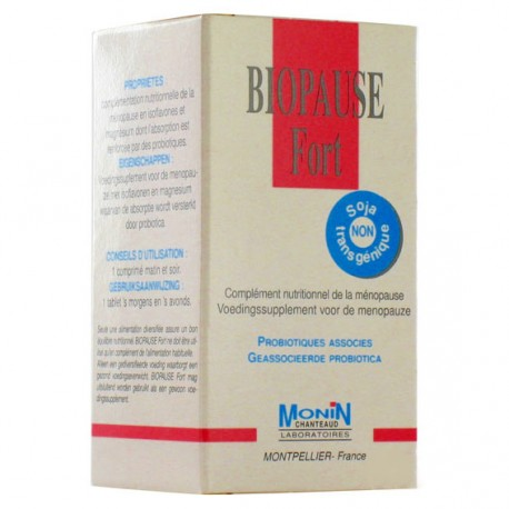 BIOPAUSE FORT CPR B/60