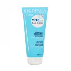 Bioderma Abcderm Cold Cream Crème Corps Nourrissante 200ml