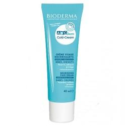 Bioderma ABCDerm Cold Cream Crème Visage 40ml