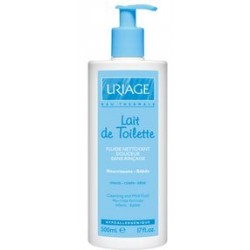Uriage lait de toilette 500ml