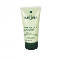 Rene furterer melaleuca shampooing antipelliculaire pellicules grasses 150ml