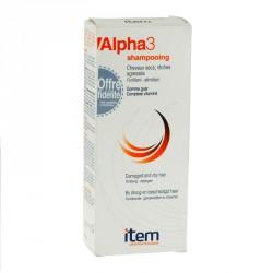 Item alpha 3 shampooing volumateur fortifiant 3 en 1 200ml
