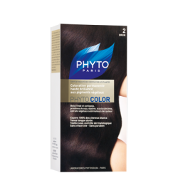 Phytocolor couleur soin 2 brun kit
