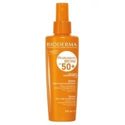 Bioderma photoderm bronz spray solaire spf 50+ 200ml