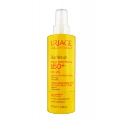 Uriage bariésun spray sans parfum spf 50+ 200ml