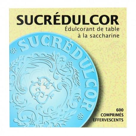 Sucrédulcor 600 comprimés