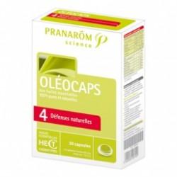 Pranarôm Oléocaps 4 défenses naturelles 30 capsules