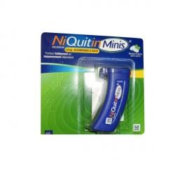 Niquitinminis Menthe Fraîche 4 Mg Sans Sucre 20 Comprimés à Sucer