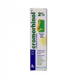 Cromorhinol 2 % nasale 15 ml