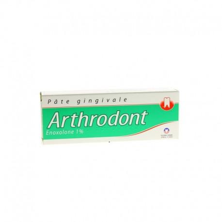 arthrodont p 226 te gingivale 80 g maux de bouche