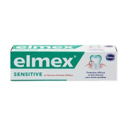 Elmex dentifrice sensitive 50 ml