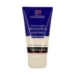 Neutrogena crème mains texture légère 75 ml