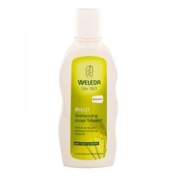 Weleda Shampoing Usage Fréquent au Millet 190 ml