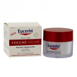 Eucerin volume-filler soin jour peaux sèches pot de 50 ml