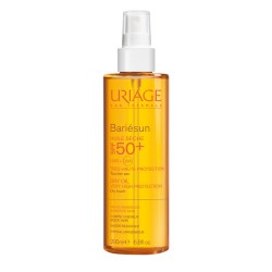 Uriage Bariésun huile sèche SPF50+ 200ml