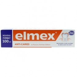 Elmex dentifrice anticaries 100ml