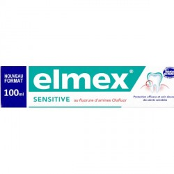 Elmex sensitive dentifrice 100ml