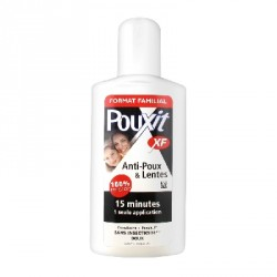 Pouxit extra fort familial 200ml