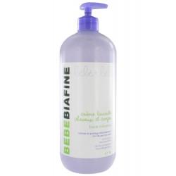 Bébébiafine crème lavante cheveux et corps 1 litre